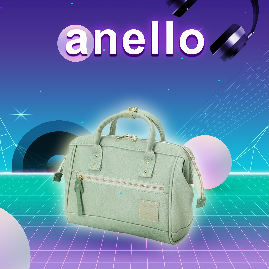 100% Authentic Japan Anello Faux Leather Hinged Clasp Mini Shoulder Bag  (Mint Green), Women s Fashion, Bags   Wallets on Carousell dd21590b0c