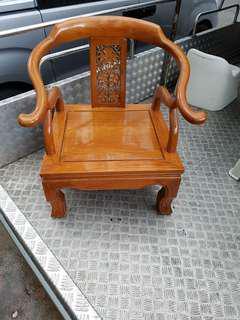 Teak Chair Single