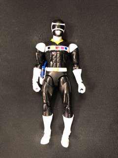 Power Rangers in Space Legacy - Black Space Ranger