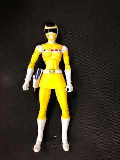 Power Rangers in Space Legacy - Yellow Space Ranger