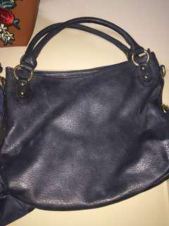 Leather bag authentic from US