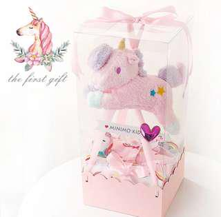 New! Premium Unicorn Baby Hamper