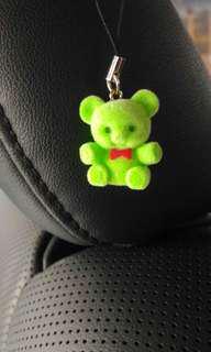 小熊吊飾X6隻