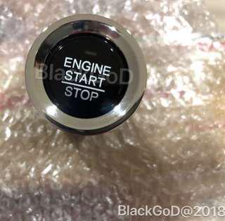 Honda vezel engine start stop button
