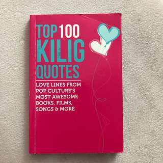 FREE with any purchase || Top 100 Kilig Quotes