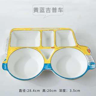 Kids ceramic plate