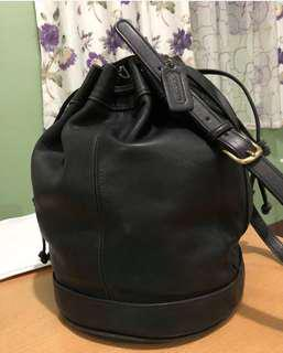 Coach Vintage Drawstring Bucket Bag