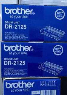 BNIB Brother drum DR2125 DR-2125