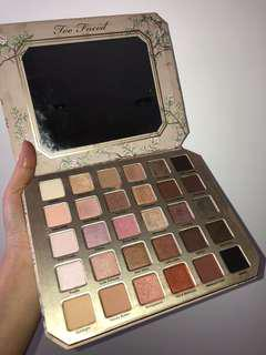 Too Faced Au Naturale palette