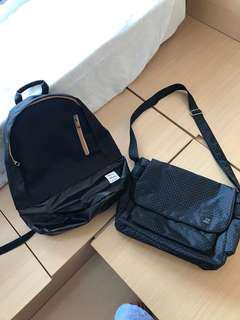 背包及斜背袋