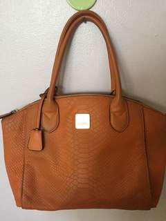 Pierre Cardin Orange Bag