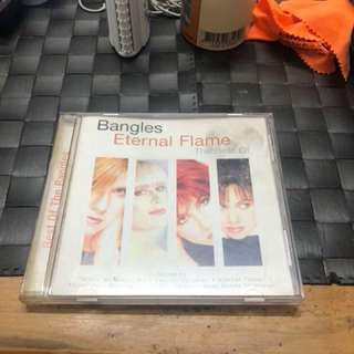 English Bangles cd
