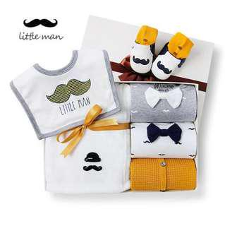 New! Premium Baby Boy Hamper Gift Box