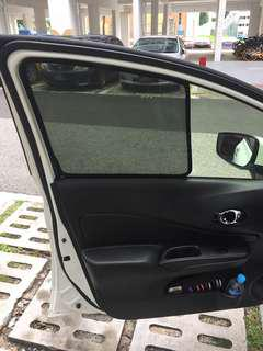 SPECIAL PRICE $50/6pcs Nissan Note Magnetic Sunshades