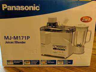 Panasonic Fruit Juicer & Food Blender