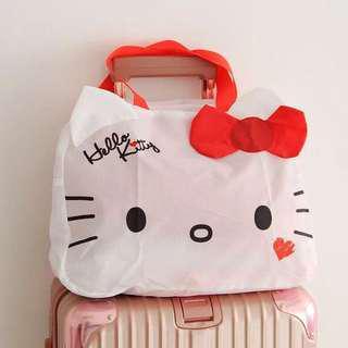 🚚 Hello kitty travel bag