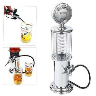 Beer gun alcohol dispenser water fill juice holder
