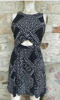 #mauiphoneX dress by hnm