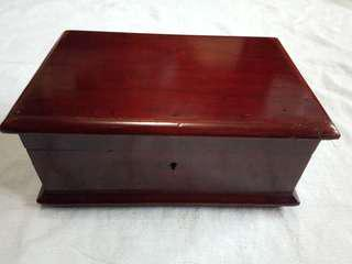 REPRICED :Vintage Chest Box for Jewelry