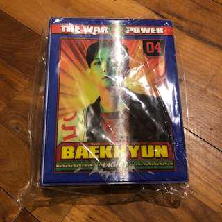EXO Baekhyun Power Photocard Holder