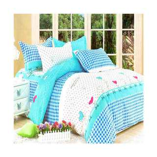 Bed Cover Rosewell Microtex King Size