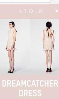 ATOIR DRESS size 8 Aus