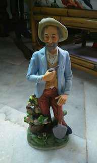 Old man doll
