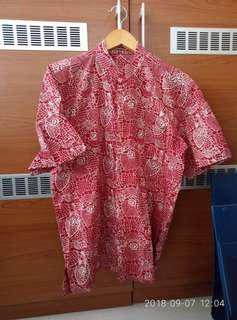 #mauiPhoneX kemaja batik garutan