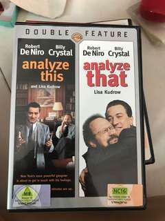 Analyze this analyze that dvd