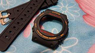 Casio Dw5700 Basic (Custom re-production ) BNB