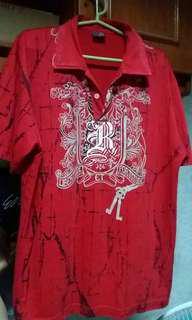 Polo shirt Red medium