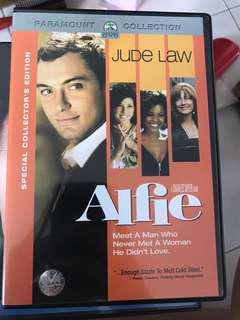 Jude law dvd Alfie