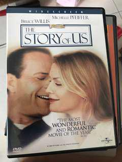 The story of us dvd