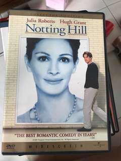 Notting hill dvd