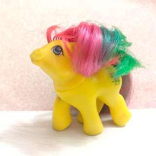 My Little Pony G1 Baby Tic Tac Toe (mlp) (tic-tac-toe)
