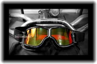Goggles vintage pilot import