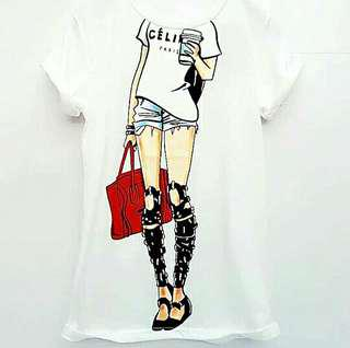 SALE - CELINE T shirt