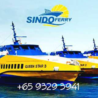 Sindo Ferry Ticket To Batam (one way/return)