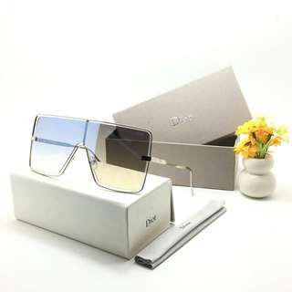 Kacamata Fashion Wanita Dior Sunglasses berkualitas UV AntiRadiasi