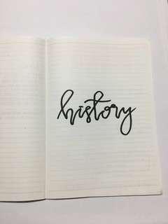sec 2 history notes