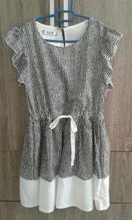 Striped Dress #OCT10