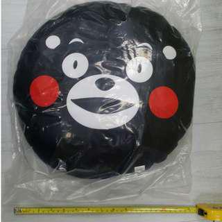 kumamon 熊本熊 cushion 約35CM