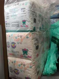 Peekapoo diapers L XL