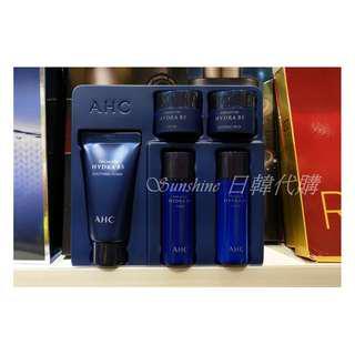 🚚 現貨 韓國正品 AHC B5 高濃度 玻尿酸 保濕 旅行組 套組 5件組