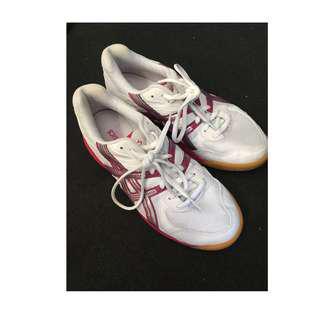 Badminton/ Squash shoes size 39