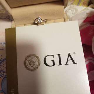 女裝鑽石戒子