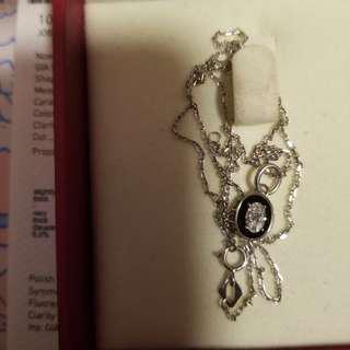 女裝鑽石頸鍊