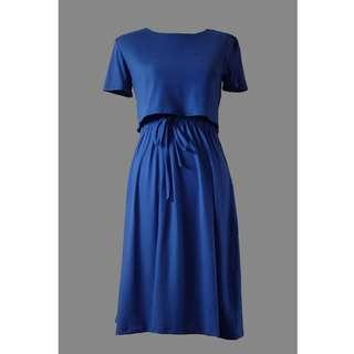 Lily Dress Nursing Dress (NO ZIPPER)