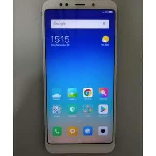 Redmi 5 Plus 64GB / Blue / Local Warranty