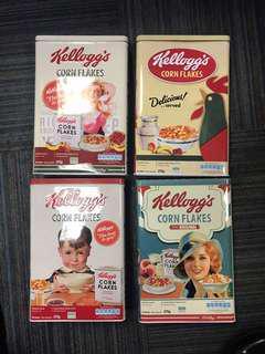 🚚 Kellogg's corn flakes original tin